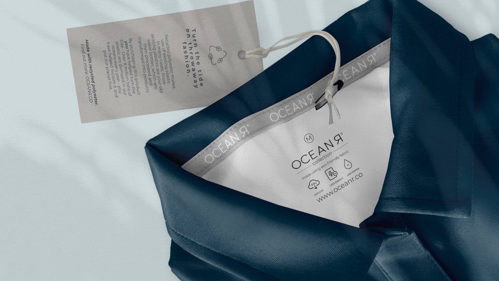 OceanR Sustainable Men's Clothing