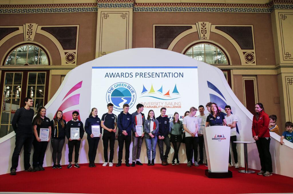 TheGreenBlue University Sailing Sustainability Challenge